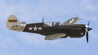 Photo ID 210052 by Nathan Havercroft. Private Private Curtiss P 40N Warhawk, NL49FG