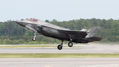 Photo ID 210058 by George Oakey, Jr.. USA Marines Lockheed Martin F 35B Lightning II, 168059