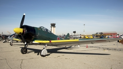 Photo ID 210087 by W.A.Kazior. Private Wings 039 n Wheels North American Harvard IV, N7754