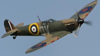 Photo ID 210135 by rinze de vries. Private Imperial War Museum Supermarine 300 Spitfire Mk1A, G CFGJ