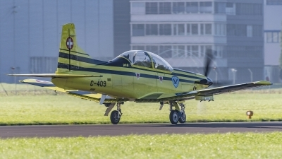 Photo ID 211751 by Martin Thoeni - Powerplanes. Switzerland Air Force Pilatus PC 9A, C 409