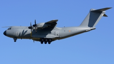 Photo ID 210138 by Alberto Gonzalez. Spain Air Force Airbus A400M Atlas, TK 23 02 10075