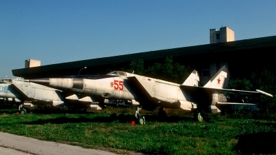 Photo ID 210192 by Sven Zimmermann. Russia Air Force Mikoyan Gurevich MiG 25RBT,