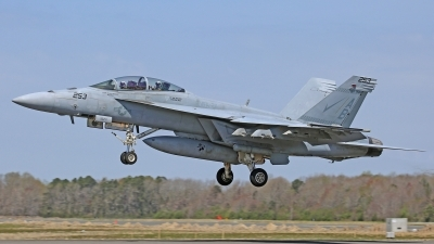 Photo ID 210229 by David F. Brown. USA Navy Boeing F A 18F Super Hornet, 166978