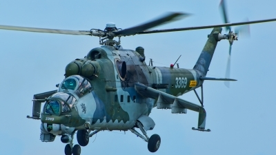 Photo ID 210202 by Radim Spalek. Czech Republic Air Force Mil Mi 24V, 3369