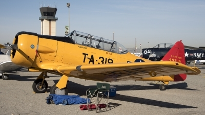Photo ID 210243 by W.A.Kazior. Private Private North American SNJ 6 Texan, N349JB