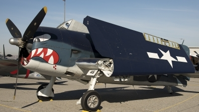 Photo ID 210244 by W.A.Kazior. Private Private Grumman F6F 5 Hellcat, N9265A