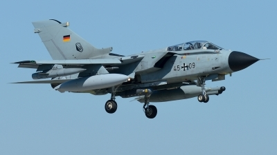 Photo ID 210235 by Klemens Hoevel. Germany Air Force Panavia Tornado IDS, 45 09