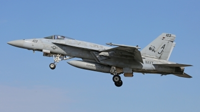 Photo ID 210257 by David F. Brown. USA Navy Boeing F A 18E Super Hornet, 166779
