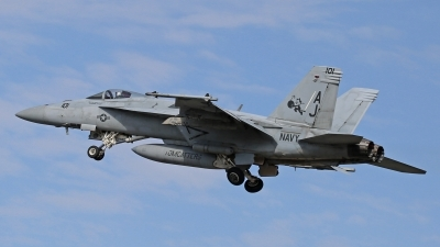Photo ID 210258 by David F. Brown. USA Navy Boeing F A 18E Super Hornet, 166777