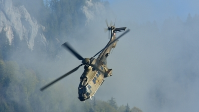 Photo ID 210271 by Sven Zimmermann. Switzerland Air Force Aerospatiale AS 532UL Cougar, T 342