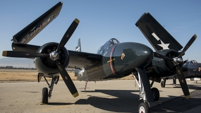 Photo ID 210433 by W.A.Kazior. Private Planes of Fame Air Museum Grumman F 7F 3P Tigercat, N700F