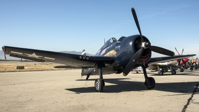 Photo ID 210287 by W.A.Kazior. Private Commemorative Air Force Grumman F6F 5 Hellcat, N1078Z