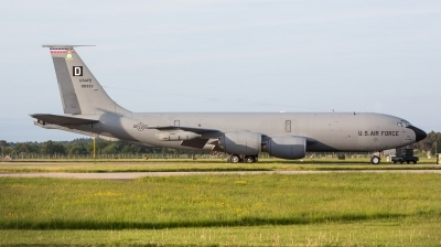 Photo ID 210307 by Doug MacDonald. USA Air Force Boeing KC 135R Stratotanker 717 100, 60 0333