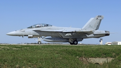 Photo ID 210389 by David F. Brown. USA Navy Boeing F A 18F Super Hornet, 166684