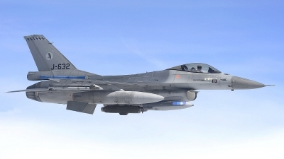 Photo ID 210379 by Peter Boschert. Netherlands Air Force General Dynamics F 16AM Fighting Falcon, J 632