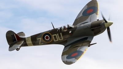 Photo ID 210397 by Aaron C. Rhodes. Private Flying Heritage Collection Supermarine 349 Spitfire LF5C, NX614VC