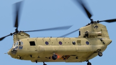 Photo ID 210464 by Brandon Thetford. USA Army Boeing Vertol CH 47F Chinook, 06 08025