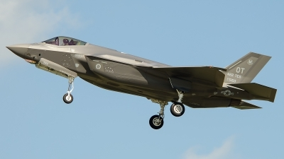 Photo ID 210494 by Brandon Thetford. USA Air Force Lockheed Martin F 35A Lightning II, 15 5160