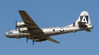 Photo ID 210480 by Brandon Thetford. Private Commemorative Air Force Boeing B 29A Superfortress, NX529B