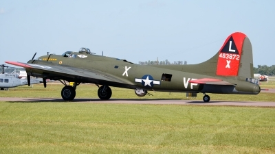 Photo ID 210479 by Hector Rivera - Puerto Rico Spotter. Private Commemorative Air Force Boeing B 17G Flying Fortress 299P, N7227C