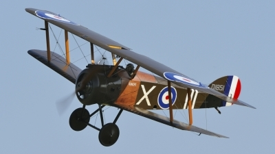 Photo ID 210565 by rinze de vries. Private The Shuttleworth Collection Sopwith Camel F 1 Replica, G BZSC