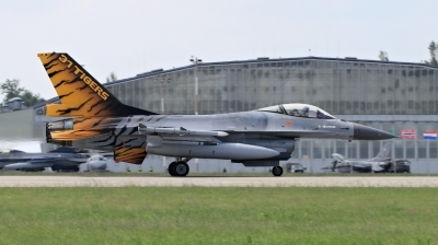 Photo ID 210509 by Milos Ruza. Belgium Air Force General Dynamics F 16AM Fighting Falcon, FA 116