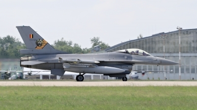 Photo ID 210547 by Milos Ruza. Belgium Air Force General Dynamics F 16AM Fighting Falcon, FA 69