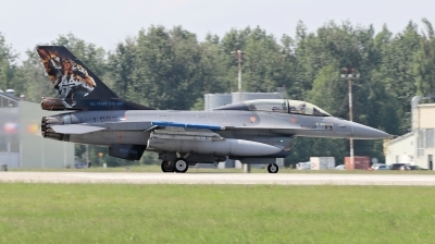 Photo ID 210508 by Milos Ruza. Netherlands Air Force General Dynamics F 16BM Fighting Falcon, J 882