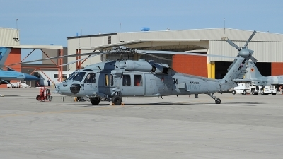 Photo ID 210502 by Peter Boschert. USA Navy Sikorsky MH 60S Knighthawk S 70A, 167865