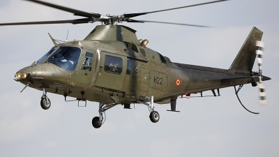 Photo ID 210512 by Fernando Sousa. Belgium Air Force Agusta A 109HO A 109BA, H22
