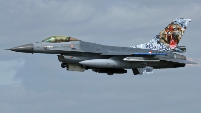 Photo ID 210543 by Rainer Mueller. Netherlands Air Force General Dynamics F 16AM Fighting Falcon, J 003