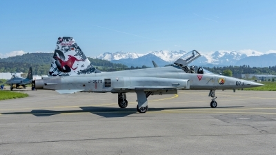 Photo ID 210588 by Martin Thoeni - Powerplanes. Switzerland Air Force Northrop F 5E Tiger II, J 3073