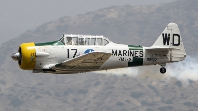 Photo ID 210683 by W.A.Kazior. Private Private North American SNJ 5 Texan, N1038A