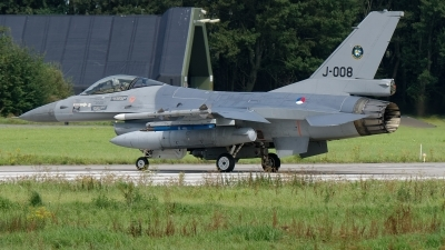 Photo ID 210567 by Rainer Mueller. Netherlands Air Force General Dynamics F 16AM Fighting Falcon, J 008