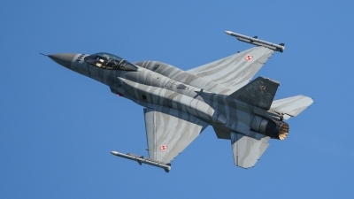Photo ID 210612 by Justin Jundel. Poland Air Force General Dynamics F 16C Fighting Falcon, 4056