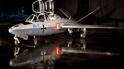 Photo ID 210678 by Jens Wiemann. Private Flugwerk GmbH Fouga CM 170 Magister, D IFCC