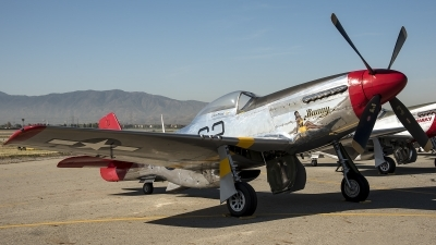 Photo ID 210698 by W.A.Kazior. Private Palm Springs Air Museum North American P 51D Mustang, N151BP