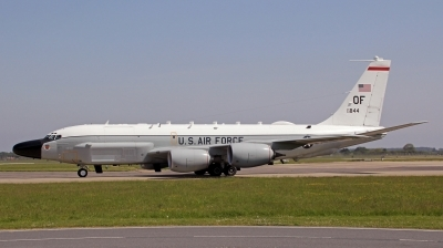 Photo ID 210812 by Liam West. USA Air Force Boeing RC 135V Rivet Joint 739 445B, 64 14844
