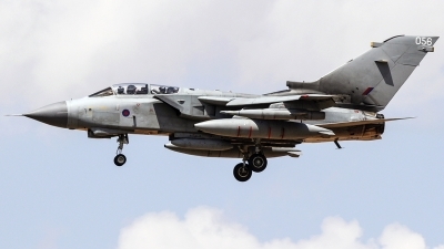 Photo ID 210780 by Ruben Galindo. UK Air Force Panavia Tornado GR4, ZA588