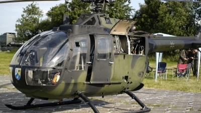 Photo ID 210875 by Sven Zimmermann. Germany Army MBB Bo 105P1, 86 25