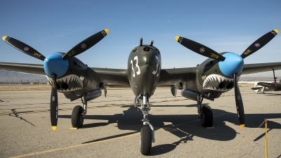Photo ID 210913 by W.A.Kazior. Private Private Lockheed P 38F Lightning, N12652