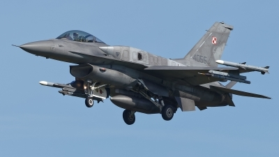 Photo ID 210972 by Rainer Mueller. Poland Air Force General Dynamics F 16C Fighting Falcon, 4055