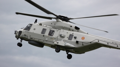 Photo ID 211012 by Fabrice Wallon. Belgium Air Force NHI NH 90NFH, RN02