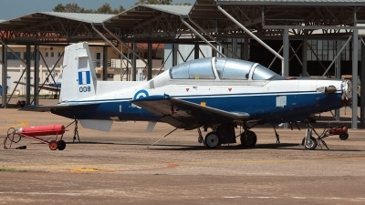 Photo ID 211084 by Carl Brent. Greece Air Force Raytheon T 6A Texan II, 008