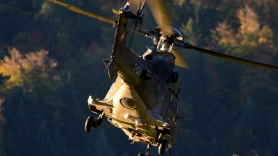 Photo ID 211052 by Sven Zimmermann. Switzerland Air Force Aerospatiale AS 532UL Cougar, T 334