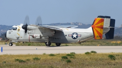 Photo ID 211075 by Alex D. Maras. USA Navy Grumman C 2A Greyhound, 162171