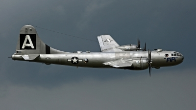 Photo ID 211259 by David F. Brown. Private Commemorative Air Force Boeing B 29A Superfortress, NX529B