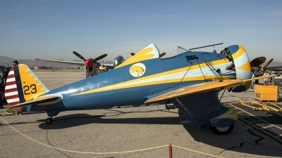 Photo ID 211126 by W.A.Kazior. Private Planes of Fame Air Museum Boeing P 26A Peashooter, NX3378G