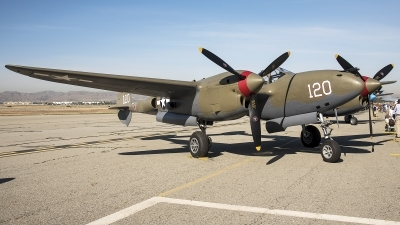 Photo ID 211130 by W.A.Kazior. Private Private Lockheed P 38L Lightning, NL38TF